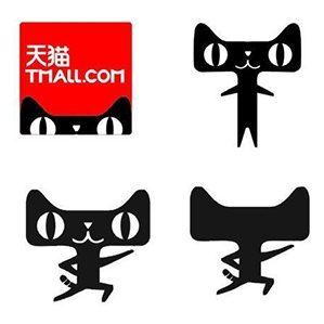 似乎一夜之间,互联网上各大巨头都有了自己的卡通形象代言人——天猫商城有黑猫……