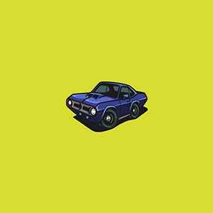 Tiny cars is a project I made for fun, illustrating some of my favorite cars