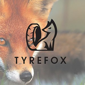 TyreFox is an unused logo so I thought I give it more life trough branding.