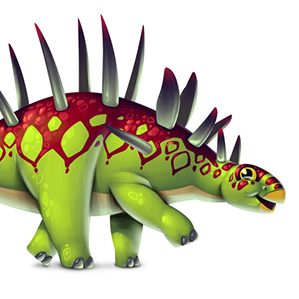 Presenting all prehistoric reptiles from our game DINOBOOM Character Design