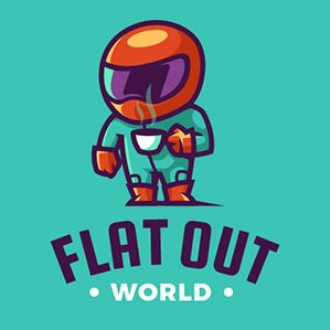 Flat Out World is a company producing different energy beverages like